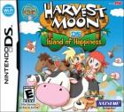 Boîte US de Harvest Moon : l'Ile Sereine sur NDS