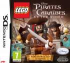 Boîte FR de LEGO Pirates des Caraïbes : Le jeu vidéo sur NDS