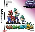 Boîte JAP de Mario & Luigi : Les Frères du Temps sur NDS