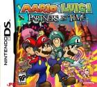 Boîte US de Mario & Luigi : Les Frères du Temps sur NDS