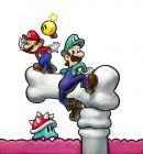 Artworks de Mario et Luigi : Voyage au Centre de Bowser sur NDS