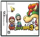 Boîte JAP de Mario et Luigi : Voyage au Centre de Bowser sur NDS
