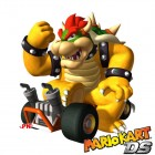 Artworks de Mario Kart DS sur NDS
