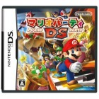 Boîte JAP de Mario Party DS sur NDS