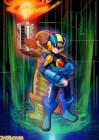 Artworks de Mega Man Battle Network : Operate Shooting Star sur NDS