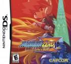 Boîte US de Mega Man Zero Collection sur NDS