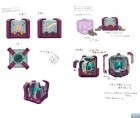 Artworks de Megaman ZX sur NDS