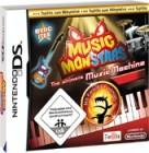 Boîte FR de Music Monstars sur NDS