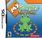 Boîte US de My Frogger Toy Trials sur NDS