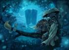 Artworks de Mystery Dungeon : Shiren the Wanderer sur NDS