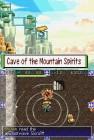Logo de Mystery Dungeon : Shiren the Wanderer sur NDS