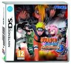 Boîte FR de Naruto Ninja Council 2 European Version sur NDS