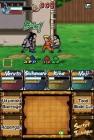 Screenshots de Naruto Ninja Council 2 European Version sur NDS