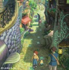 Artworks de Ninokuni : The Another World sur NDS