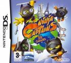 Boîte FR de Ninja Captains sur NDS