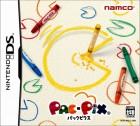 Boîte JAP de Pac-Pix sur NDS
