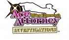 Logo de Ace Attorney Investigations : Miles Edgeworth sur NDS