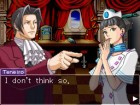 Logo de Ace Attorney Investigations : Miles Edgeworth sur NDS