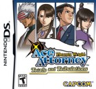 Boîte US de Phoenix Wright : Ace Attorney : Trials and Tribulations sur NDS
