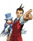 Artworks de Ace Attorney : Apollo Justice sur NDS