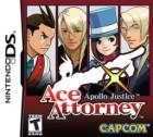Boîte US de Ace Attorney : Apollo Justice sur NDS