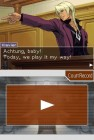 Screenshots de Ace Attorney : Apollo Justice sur NDS