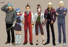 Artworks de Phoenix Wright : Ace Attorney : Justice For All sur NDS