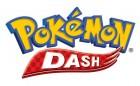 Logo de Pokémon Dash sur NDS