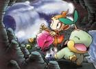 Artworks de Pokémon Donjon Mystère 2 sur NDS