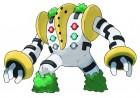 Artworks de Pokémon Platine sur NDS