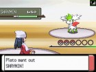 Screenshots de Pokémon Platine sur NDS