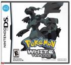 Boîte US de Pokémon Noir et Blanc sur NDS