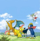 Artworks de Pokémon : Donjon Mystère Equipe d'Expédition Ciel sur NDS