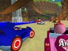 Screenshots de Sonic & Sega All Stars Racing sur NDS