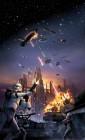 Artworks de Star Wars Battlefront : Elite Squadron sur NDS