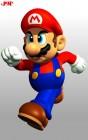 Artworks de Super Mario 64 sur NDS