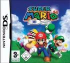 Boîte FR de Super Mario 64 sur NDS