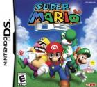 Boîte US de Super Mario 64 sur NDS