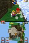 Screenshots de Super Mario 64 sur NDS