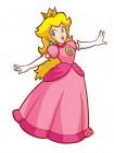 Artworks de Super Princess Peach sur NDS