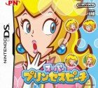 Boîte JAP de Super Princess Peach sur NDS