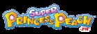 Logo de Super Princess Peach sur NDS