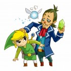 Artworks de The Legend of Zelda : Phantom Hourglass sur NDS