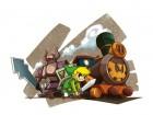 Artworks de The Legend of Zelda : Spirit Tracks sur NDS