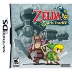 Boîte US de The Legend of Zelda : Spirit Tracks sur NDS