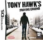 Boîte FR de Tony Hawk's Proving Ground sur NDS