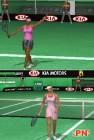 Screenshots de Top Spin 2 sur NDS