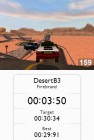Screenshots de TrackMania sur NDS