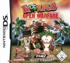 Boîte FR de Worms Open Warfare sur NDS