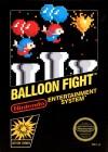 Boîte FR de Balloon Fight sur NES